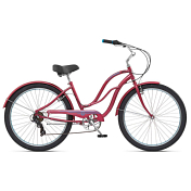 Велосипед Schwinn S7 Women 2019 Red