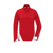 Флис горнолыжный MAIER 2014-15 MS Dynamic Cilly fire (красный)