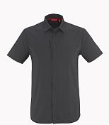 Рубашка для активного отдыхаОдежда для активного отдыха<br>Легкая рубашка для активного отдыха на природе&amp;nbsp;из дышащей, водоотводящей ткани DRYWAY с защитой от уф-лучей. Легко стирается и быстро сохнет.<br> Застегивается на пуговицы, спереди карман на молнии.<br>