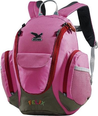 Купить Рюкзак Salewa Felix pink/dusky green (розовый) Рюкзаки туристические 696199
