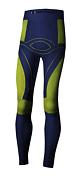 Брюки X-bionic 2016-17 Junior En_accumulator UW Pants LG A098 / Синий