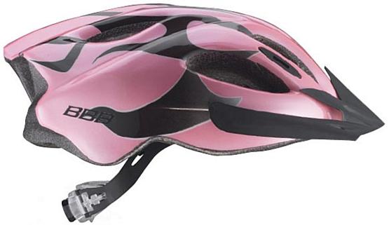 Купить Летний шлем BBB Elbrus Pink, Шлемы велосипедные, 471244