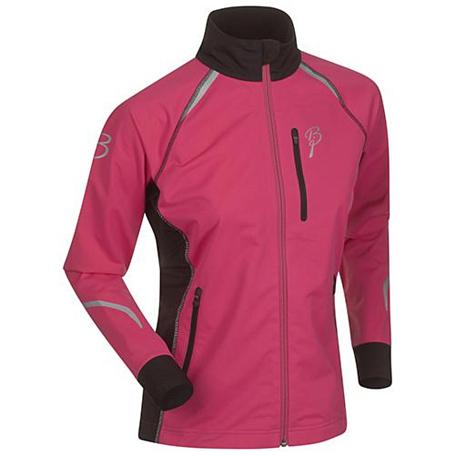 Купить Куртка беговая Bjorn Daehlie JACKET/PANTS Jacket CHAMPION Women Black/Formula One/Snow White (Черный/Красный/Белый) Одежда лыжная 1102677