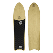 Сноуборд Jones 2014-15 Powder Surfer + Hooks 4'6&Quot;