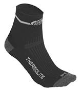 НоскиНоски<br>Высокотехнологичные носки для велопрогулок в холодную погоду.<br>Легкие волокна Thermolite обеспечивают комфорт и тепло, даже при намокании.<br>Гибкий изгиб области выше лодыжки. Усиленные носок и пятка.<br><br>Пол: Унисекс<br>Возраст: Взрослый<br>Назначение: велосипедные