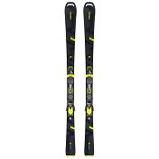 Горные лыжи с креплениями HEAD 2018-19 Super Joy SLR+JOY 11 GW SLR BRAKE 78 [H] black/neon yellow