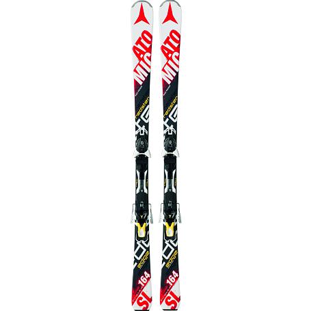 Купить Горные лыжи с креплениями ATOMIC 2014-15 Race REDSTER EDGE SL XT & 12 WHITE/BL 1140073