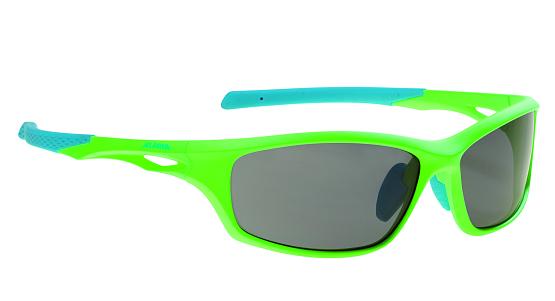 Купить Очки солнцезащитные Alpina 2017 SENAX neon green matt -lblue, солнцезащитные, 1323670