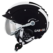Зимний Шлем Casco SP-5 black-white