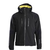 Куртка Горнолыжная Descente 2016-17 Men's Mid Length Jacket Black/yellow