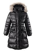 Пальто для активного отдыхаДетское пальто для прогулок в зимнее время<br> <br> -ветро- и водонепроницаема<br> -подкладка из полиэстера<br> -двустроронняя молния<br> -съемный капюшон с опушкой из искуственного меха<br> -два кармана с клапанами<br> -светоотражающие элементы<br> -100% ПЭ, наполнитель 60% утиный пух, 40% утиное перо<br><br>Возраст: Юниорский