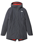 Парка для активного отдыха The North Face 2020-21 Hikesteller Vanadis Grey/Flare