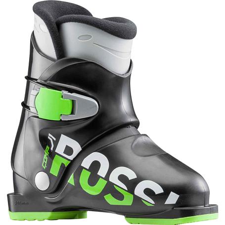 Купить Горнолыжные ботинки ROSSIGNOL 2017-18 COMP J1 BLACK Ботинки горнoлыжные 1363799