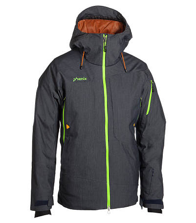 Купить Куртка горнолыжная PHENIX 2015-16 Shade Jacket, Одежда горнолыжная, 1215252