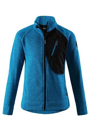 Купить Флис горнолыжный Reima 2017-18 Agosto Blue Детская одежда 1351789
