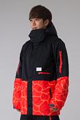 Куртка сноубордическаяОдежда сноубордическая<br>Куртка подходит для катания на сноуборде.<br><br>Технические характеристики:<br>Материал ROMP Supreme 2-Layer.<br>Мембрана 20,000/20,000.<br>Полностью проклеены швы.<br>Теплые карманы с микрофлисом.<br>Тряпочка для протирания маски.<br>Вставка из микрофлиса на воротнике.<br>Регулируемая вентиляция в подмышечной области.<br>Фиксированный капюшон.<br>Внутренний карман для плеера или телефона.<br>Внутренний карман для маски.<br>Карман для Skipass.<br>Снегозащитные манжеты в рукавах с прорезями для больших пальцев.<br>Регулируемые манжеты на рукавах.<br>Фиксированная снегозащитная юбка.<br>Утяжка низа куртки через карманы.<br>Фасон: стандартный (regular fit).<br><br>Пол: Мужской<br>Возраст: Взрослый<br>Вид: куртка