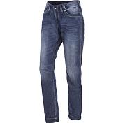 Джинсы для активного отдыхаОдежда для активного отдыха<br>Женские джинсы для активного отдыха Salewa.<br><br>Активность: Спортивное скалолазание, болдеринг<br>Защитные функции &amp;#40;свойства&amp;#41;: прочный<br>Комфорт: эластичность в двух направлениях, дышащий<br><br>Основные характеристики мод ели:<br>- петли для ремня.<br>- 2 передних кармана<br>- 2 задних кармана<br>- вставка &amp;#40;ластовица&amp;#41; для свободы движений<br>- эргономично скроенные колени<br><br>Основной материал: Cotton soft denim washed 6,6OZ<br>Отделка: Garment washed<br><br>Длина по боково му шву: 105 cm &amp;#40;44/38&amp;#41;<br>Крой: приталенный<br>&amp;#40;зауженный крой&amp;#41;<br>Крой брючин: узкий<br>Size: 38/32 - 48/42<br>Вес: 490 g &amp;#40;44/38&amp;#41;<br><br>Пол: Женский<br>Возраст: Взрослый<br>Вид: брюки