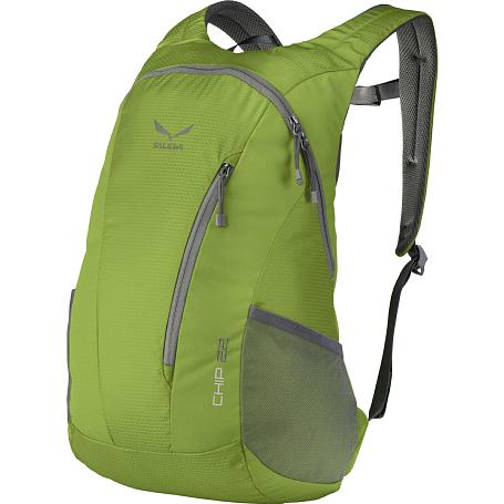 Купить Рюкзак Salewa Daypacks CHIP 22 BP MACAW GREEN /, Рюкзаки городские, 1166620