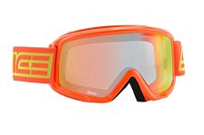 Очки горнолыжныеОчки горнолыжные<br>Новая среднеразмерная маска с обтекаемыми формами.<br>Двойные зеркальные линзы от Carl Zeiss устойчивые к царапинам для чёткого и контрастного видения склона и антифог напыление.<br>Полная защита о вредного спектра ультрафиолета.<br>Двойной слой бархата на внутренней поверхности маски придаёт амортизационные свойства и увеличивает комфорт. <br>Совместимость с любыми горнолыжными шлемами.<br>Характеристики:<br>Возраст: Взрослый. <br>Пол: Унисекс. <br>Категория линз: 3. <br>Линзы с антифогом, полностью блокируют УФ&amp;#40;до 400 Нм&amp;#41;. <br>Совместима со шлемами. <br>Двойные линзы с антифогом. <br>Зеркальные линзы, зеркальное покрытие на внешней линзе.<br><br>Пол: Унисекс<br>Возраст: Взрослый