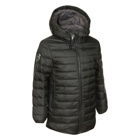 Купить Куртка беговая Bjorn Daehlie Jacket SPECTATOR Junior Black (черный) Одежда лыжная 775652