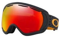 Очки горнолыжные Oakley 2018-19 Canopy Skygger Black Orange/Prizm Snow Torch Iridium