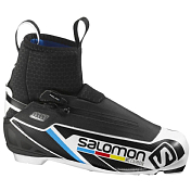 Лыжные ботинки Salomon 2017-18 RC Carbon Classic Prolink