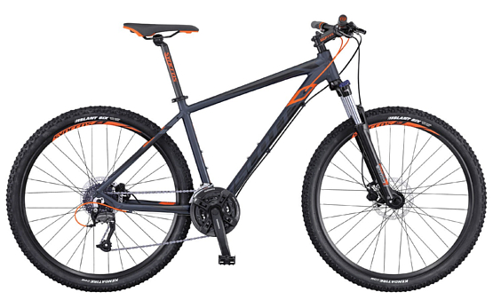 Велосипед Scott Aspect 750 anthr./black/orange 2016