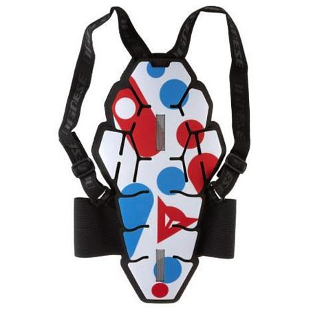 Купить Защита спины Dainese 2012-13 BACK PROTECTOR SOFT KID BIANKO/AZZURRO/ROSSO-JUNIOR, Защита, 855684