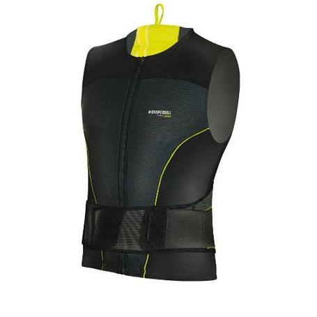 Купить Защитный жилет KOMPERDELL 2011-12 Airshock Vest Men with belt Защита 857440