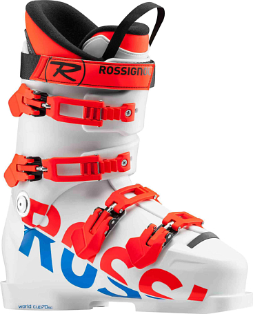 Купить Горнолыжные ботинки ROSSIGNOL 2017-18 HERO WORLD CUP 70 SC WHITE Ботинки горнoлыжные 1363801