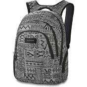 РюкзакРюкзаки универсальные<br>Dakine Prom – самый популярный городской рюкзак для девушек. Отлично подойдет для учебы, работы, отдыха или спорта. <br><br>Имеет усиленный карман для ноутбука в основном отделении, карман-органайзер, в котором вы с легкостью сможете разместить сотовый телефон, MP3-плеер или ручку, карман для очков с флисовой подкладкой. <br><br>В кармане-кулере можно сохранить фрукты, напитки или завтрак холодными и свежими в течение всего дня. По бокам расположены карманы на молнии, один из которых подходит для напитков.<br><br>Функционал<br>- Усиленное отделение для ноутбука на молнии, который подходит для моделей, имеющих диагональ экрана 15. - Карман-органайзер.<br>- Боковые карманы на молнии, один из которых предназначен для напитков.<br>- Карман-кулер для напитков и завтрака.<br>- Карман для солнцезащитных очков с флисовой подкладкой.<br><br>Характеристики<br>Объем - 25 л.<br>Размер - 46 x 30 x 23 см.<br>Состав - полиэстер 600D.<br><br>Пол: Женский<br>Возраст: Взрослый