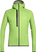 Куртка для активного отдыха Salewa 2020 Puez Light Ptx M Fluo Green
