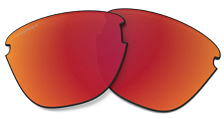 Запасные линзы Oakley 2020 Frogskins Lite Replacement Lens Prizm Ruby