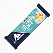 Батончик Multipower 40% Prot Bar Peach yoghurt
