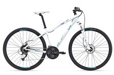 Велосипед Giant Rove 2 Disc DD 2016 WHITE / Белый
