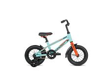 Велосипед Format Boy 12 2016 Зеленый Мат. / Зеленый Мат.