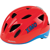 Велошлем Alpina 2018 XIMO Flash neon red-blue