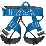 ������� Salewa 2016 Hardware Via Ferrata Evo Rookie Harness ( Xxs/s ) Polar Blue/ Carbon /