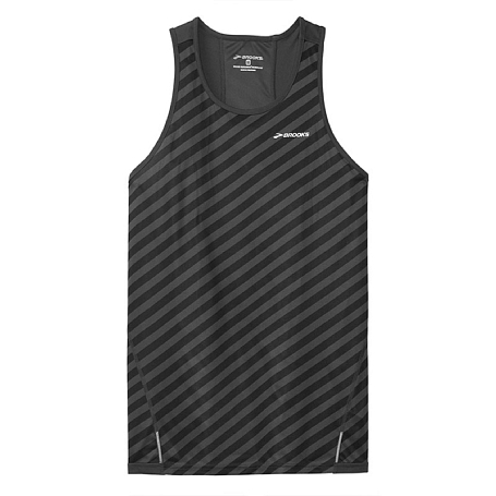 Купить Майка беговая BROOKS 2016 Rev Singlet III, Одежда для бега и фитнеса, 1254006
