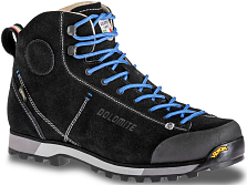 Ботинки Dolomite M's 54 Hike GTX Black/Blue