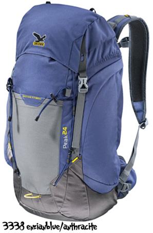 Купить Рюкзак Salewa Hiking Peak 24 enzianblue/anthracite Рюкзаки туристические 722396