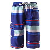 Шорты для активного отдыхаОдежда детская<br>Шорты SunProof для игр на пляже и в воде<br> <br> - Простой в уходе материал быстро сохнет<br> - Фактор защиты от ультрафиолета 50+<br> - Пляжные шорты до колена<br> - Регулируемый обхват талии<br> - Передний карман<br> - Потайной карман для датчика ReimaGO<br> - Принт по всей поверхности<br> - 100% Полиэстер