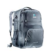 РюкзакРюкзаки школьные<br>Прекрасный рюкзак классической формы объёмом 26 л. <br>Превосходно подойдет для школы, города, путешествий и лёгких, пеших туристических прогулок. <br>Начиная с 1990 года, когда маунтин-байк становится особенно популярным, Deuter начинает производить линейку рюкзаков, предназначенных для прогулок на велосипеде.<br>Сегодня компания Deuter, один из крупнейших в мире, производителей рюкзаков, отличающаяся инновационными технологиями. Представительства и дилеры компании работают, более чем в 70 странах на 5 континентах. <br>Также Deuter производит высококачественные и комфортные спальные мешки и огромный ассортимент аксессуаров.<br>Особенности детского рюкзака Deuter Ypsilon<br>- уникальная система вентиляции спинки Airstripes<br>- легко и просто регулируемый набедренный пояс<br>- эластичная регулируемая грудная стяжка<br>- прочные и надёжные эргономичные плечевые лямки с мягкими краями<br>- мягкие и удобные компрессионные ремни<br>- вместительное, большое внутреннее отделение<br>- два объёмных передних кармана закрывающихся на молнию<br>- два небольших боковых эластичных кармана<br>- удобная петля для крепления фонарика<br>- современные отражатели 3M<br>- материалы Super-Polytex, Ballistic<br>- объём 26 литров<br>- размер 43х32х22 см<br>- вес 1700 грамм<br><br>Пол: Унисекс<br>Возраст: Юниорский