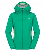 Куртка туристическая THE NORTH FACE 2014-15 Summit W POINT FIVE NG JKT BASTILLE GREEN BASTILLE/GREEN