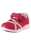Ботинки городские (низкие)Обувь для города<br>Удобная обувь для малышей, которую легко надевать и легко чистить.<br> Верх изготовлен из дышащего сетчатого материала, а бесшовная лайкровая подкладка защитит от натирания<br> <br> - Верх из быстросохнущего текстиля и синтетических материалов<br> - Эластичная и легкая подошва из ЭВА<br> - Немаркирующие подошвы<br> - Подкладка из лайкры для удобства использования<br> - Съемные формованные стельки из ЭВА с подкладкой из лайкры и рисунком Happy Fit, который помогает определить размер<br> - Простая застежка на липучке с эластичными шнурками для регулировки размера<br> - Легко надеваются на ноги<br> - Можно стирать в машине при температуре 30 °C<br> - Дышащая и легкая обувь<br> - Светоотражающие детали<br> - Подошва: 90% EVA, 10% термопластичная резина, Верх: 60% Полиэстер, 40% полиуретан