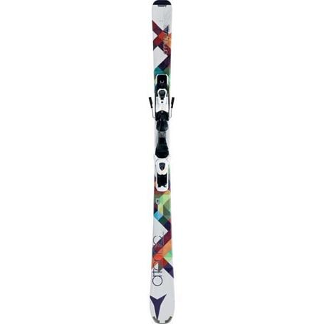 Купить Горные лыжи ATOMIC 2012-13 Affinity Air ETm+XTE 10 828325