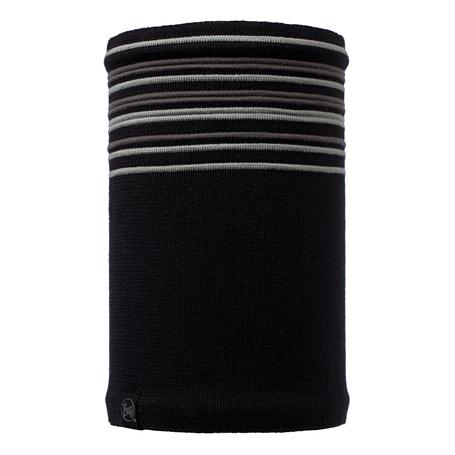 Купить Шарф BUFF KNITTED & POLAR NECKWARMER STOWE BLACK, Банданы и шарфы Buff ®, 1351576