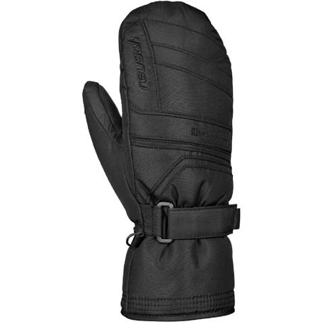 Купить Варежки REUSCH Powderstar R-TEX XT Mitten black, Перчатки, варежки, 1305101