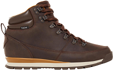Ботинки городские (средние) The North Face 2019-20 Back-To-Berkeley Redux Leather Chocolate Brown/Golden Brown