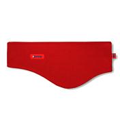 ПовязкаГоловные уборы<br>Теплая флисовая повязка на голову из материала Tecnopile.<br>Состав: Tecnopile fleece 420g &amp;#40;100% полиэстер&amp;#41;<br>Высота: 7-12 см<br>Размер: универсальный 54-62 см<br>Цвет: красный